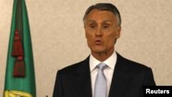 Presiden Anibal Cavaco Silva mengesampingkan pemilu dini dan memilih kelanjutan kekuasaan pemerintahan koalisi (foto: dok).