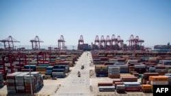 چین اور امریکہ کے درمیان تجارتی تعلقات سرد مہری کا شکار ہیں۔