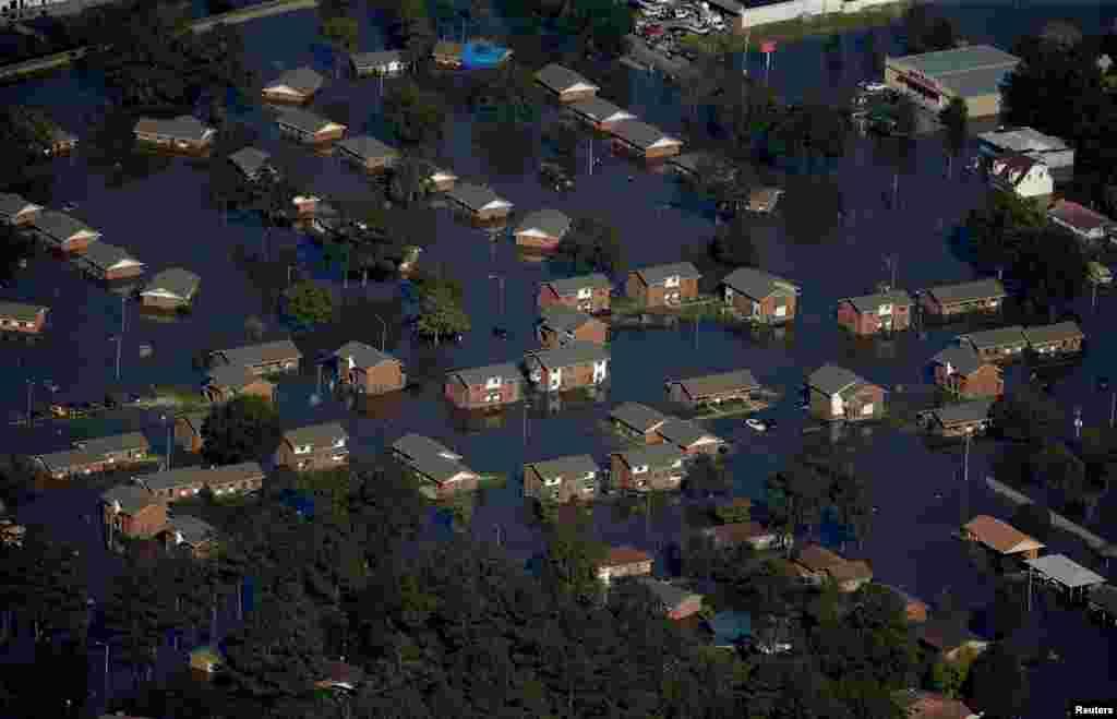 North Carolina Hurricane Matthew