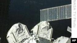美国宇航员完成七小时太空行走