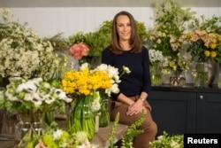 فیلیپا کرداک، به عنوان مسئول تزئین دکور گل عروسی سلطنتی انتخاب شده است