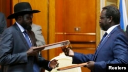 S. Sudan Fighting Must not Upset Peace Process