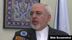 مصاحبه محمدجواد ظریف وزیر خارجه ایران