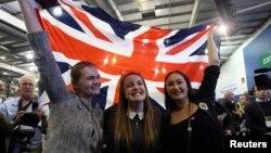 Прихильники збереження єдності Великобританії