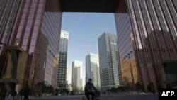 Один из районов Пекина