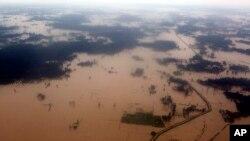 Poplave u Nepalu