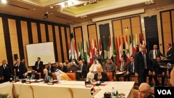 Liga Arab menarik anggota tim pengamat dari misi Suriah (Foto: dok).