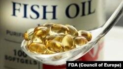 متممهای روغن ماهی حاوی اومیگا-۳ میباشد