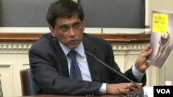 T. Kumar, Xalqaro Amnistiya tashkiloti vakili