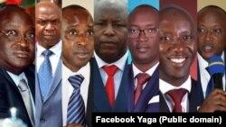 Abakandida bahiganira kuba Perezida mu Burundi