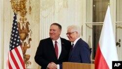 VOA连线(张蓉湘):美国务卿蓬佩奥出访欧洲,遏制中俄影响力