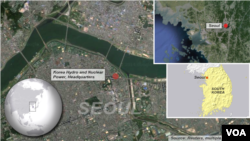 Seoul, South Korea, site of nuclear operations headquarters and a recent cyber attack