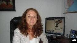 Patricia Guzman, representante do FNUAP em Maputo