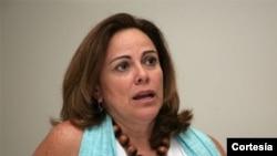Mercedes De Freitas, Directora Ejecutiva de Transparencia Venezuela