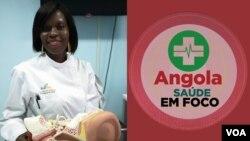 Esmeralda Nele, otorrinolaringologista