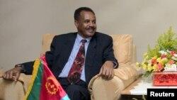Presiden Eritrea, Isaias Afewerki (Foto: dok)