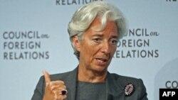 Tổng Giám Đốc IMF Christine Lagarde nói rằng nếu các nền kinh tế tiên tiến lại rơi vào suy thoái thì các thị trường mới nổi cũng sẽ bị kéo theo