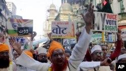 مودی کے گزشتہ دور حکومت میں مسلمانوں کی جانب سے مظاہرے بھی کیے گئے تھے۔