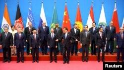 第14界上合組織總理會議