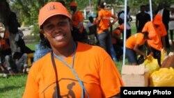 Angola Delma Monteiro, Activista, Consultora Questões de Género