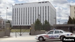 سفارت روسیه در واشنگتن