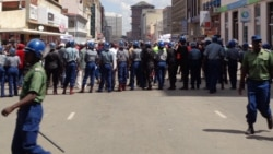 Report on Public Protests Filed By Thomas Chiripasi