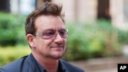 Durante su visita a la Casa Blanca, Bono no se reunió con el presidente de Estados Unidos.