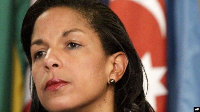 Američka ambasadorka pri UN-u Suzan Rajs