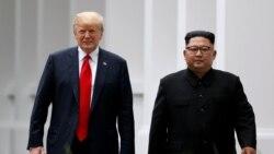 ေျမာက္ကုိရီးယားေခါင္းေဆာင္နဲ႔ ေတြ႔မယ့္ေနရာ ညွိႏႈိင္းေနေၾကာင္း သမၼတ Trump