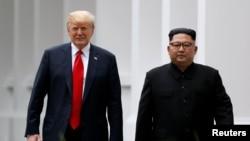 Sastanak u Singapuru 12.juna 2018.