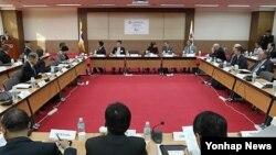 지난 2010년 10월 제21차 동북아협력대화(NEACD)가 서울 외교안보연구원에서 열리고 있다. (자료사진)