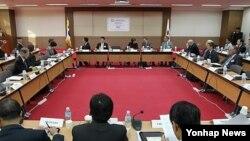 지난 2010년 10월 제21차 동북아협력대화(NEACD)가 서울 외교안보연구원에서 열렸다. (자료사진)