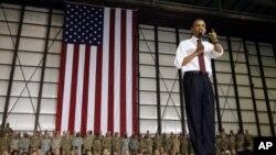La campaña de Obama tuvo su punto de partida en el aniversario del operativo que terminó con la muerte de bin Laden.