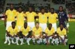 Kikosi kamili cha timu ya Togo.