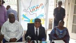 La réaction de Félix Tshisékédi, délégué de l'oppositionau dialogue
