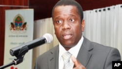 Davis Simango, líder do MDM