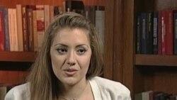 """Mlada beogradska džez pevačica u """"Kenedi centru"""""""