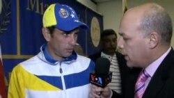 Henrique Capriles visita Miami