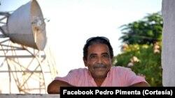 Pedro Pimenta, cineasta moçambicano