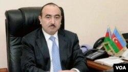 Prezident Administrasiyasının köməkçisi Əli Həsənov