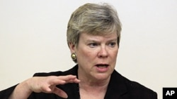 Rose Gottemoeller, Acting Under Secretary for Arms Control and International Security. (March 30, 2012)