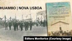 Xavier Figueiredo Livro Huambo - Angola