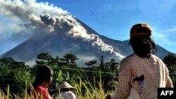 Вулкан Мерапи