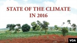 NOAA climat report