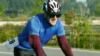 Herb Levitan, salah seorang peserta Olimpiade manula cabang balap sepeda (foto: dok).