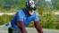 Ông Herb Levitan, 77 tuổi, đã tham gia liên tục Olympic cao niên này suốt từ năm 2005.