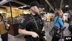 В США арестован человек, собиравшийся взорвать Пентагон и Капитолий