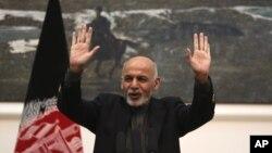 رئیس جمهور افغانستان می گوید که آزادی مطبوعات سرخط کارش است.