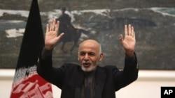 Afghanistanski predsjednik Ashraf Ghani