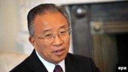 Cựu ủy viên Quốc vụ viện Trung Quốc Đái Bỉnh Quốc.
